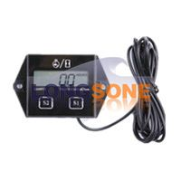Digital tach/maintenance/hour meter